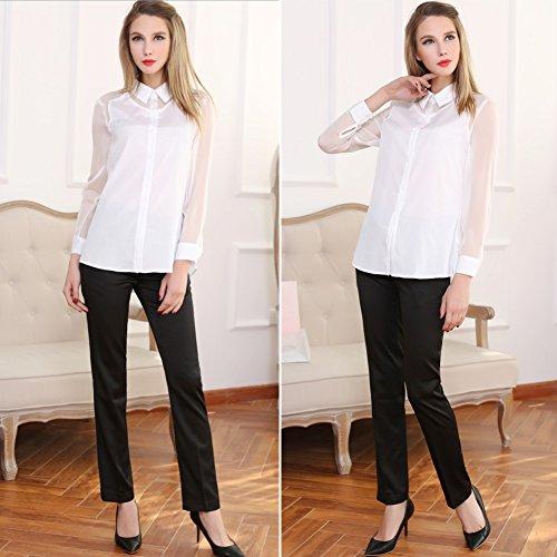 LOCOMO Tops (Luxury) - Camisas - para mujer blanco