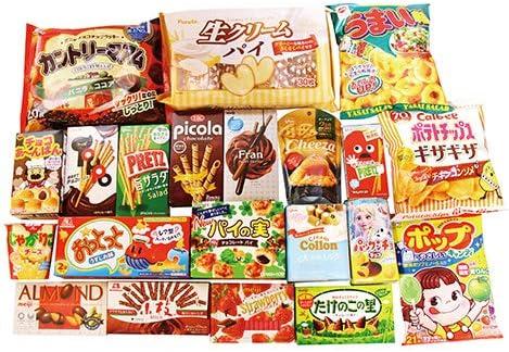 おかしのマーチ 大量!!たくさんのお菓子セット(21種類入)
