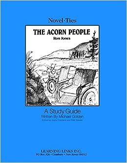 Book Acorn People: Novel-Ties Study Guide