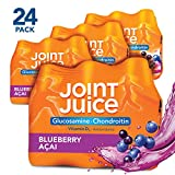 Joint Juice Glucosamine and Chondroitin Supplement, Blue Acai, 8 fl oz Bottle, (24 Count) Review