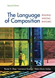 img - for The Language of Composition: Reading, Writing, Rhetoric Second Edition book / textbook / text book