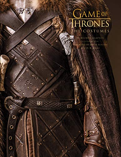 Game Of Thrones. The Costumes por Vv.Aa