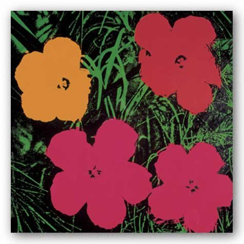 Flowers, 1964 by Andy Warhol 26