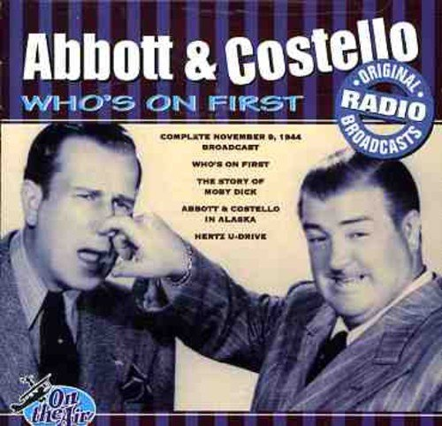 Abbott & Costello: Who's on First by On the Air Records