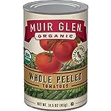 Muir Glen, Organic Tomatoes, Whole Peeled, 14.5 oz