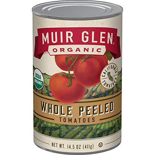 Muir Glen, Tomatoes Whole Peeled Organic, 14.5 -