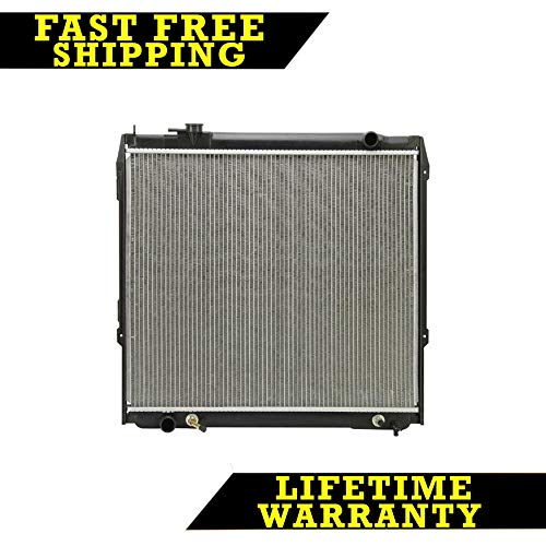 RADIATOR FOR TOYOTA FITS TACOMA 2.7 3.4 V6 CORE HEIGHT 22-5/8 INCHES 1755