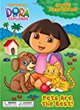 Pets Are the Best! (Dora the Explorer), Golden Books Staff, 0375871942