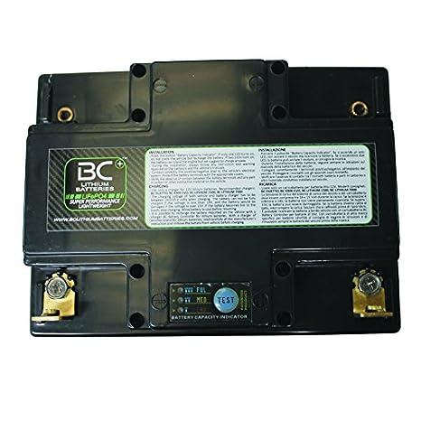 YT9B-BS YT7B-BS BC Lithium Batteries BCT9B-FP Batterie au Lithium pour Moto LiFePO4 HJT9B-FP-S
