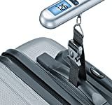 Beurer Luggage Scale, Silver