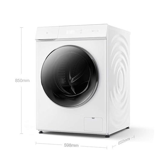 Lavadora Secado de la máquina 10 kg Tambor Secadora automática for ...