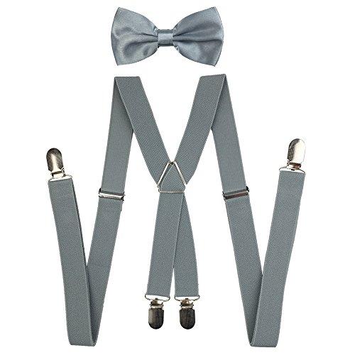 Grey Bow - 3