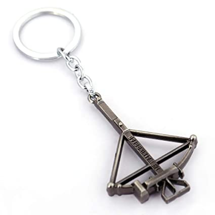Mct12 - MS Jewelry The Walking Dead Key Chain Crossbow Key ...