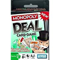 Monopoly Deal Card Game, Multi Color