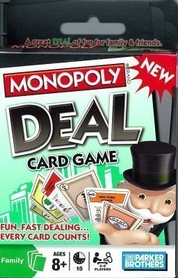 MONOPOLY DEAL [Card Game]