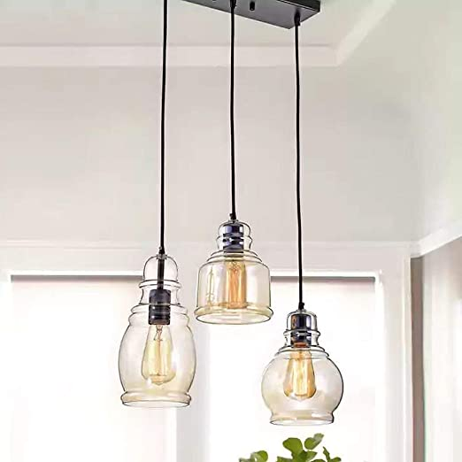 Linear Chandelier Centerpiece For Dining Rooms And Kitchen ...