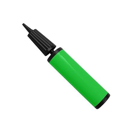 fitnessXzone® - Bomba de Mano de Doble acción para: Pelota de ...