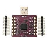 TOOGOO(R) 1 pcs USB to UART FIFO SPI I2C JTAG RS232 module FT2232HL