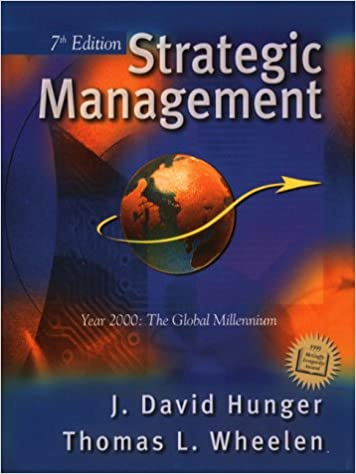 Book Strategic Management Business Policy