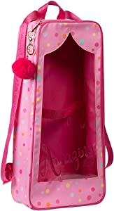 """Adora Amazing World """"Deluxe Doll Carrier Backpack with Pom – for 18"""" Dolls (Amazon Exclusive)"""