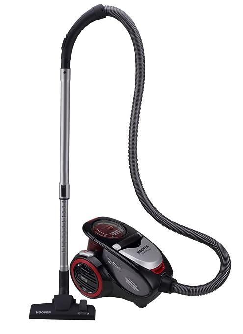 13 opinioni per Hoover XP 15 Traino senza Sacco Xarion Pro, Nero/Rosso