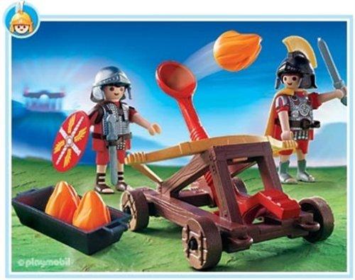Playmobil Firing Catapult - Firing Catapult Playmobil