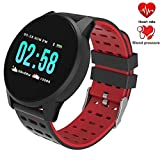 Fitness Tracker Watch Waterproof IP 67 Smart Watch with Heart Rate, Blood Pressure