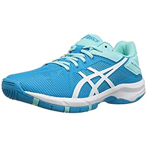 ASICS Kids' Gel Solution Speed 3 Gs Skate Shoe