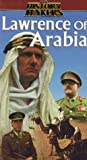 History Makers: Lawrence of Arabia [VHS]