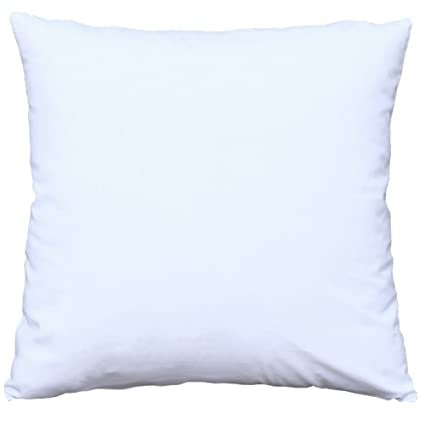 Amazon GUIGU Square Pillow Insert Felt Pillow Core With Zipper Enchanting 16 Inch Square Pillow Insert