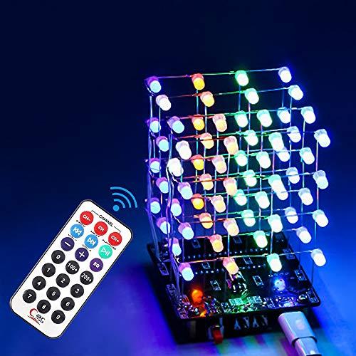 3D Led Light Cube Kit in US - 4