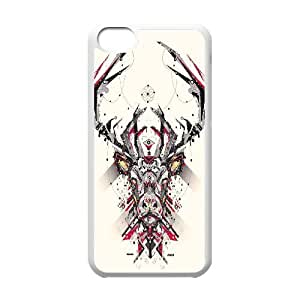 MEIMEIAnimal Art Artificial Unique Design Cover Case with Hard Shell Protection for iphone 6 4.7 inch Case lxa#837207MEIMEI