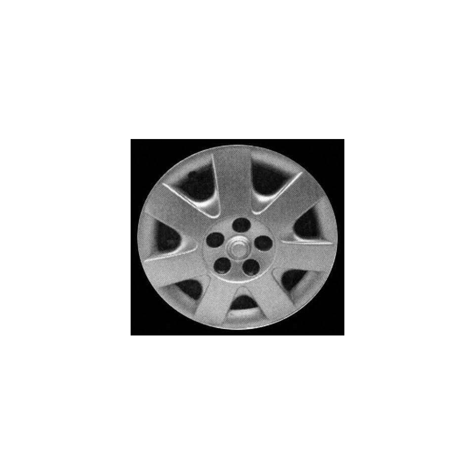 00 04 FORD TAURUS WHEEL COVER HUBCAP HUB CAP 16 INCH, 7 SPOKE BRIGHT SILVER 16 inch (center not included) (2000 00 2001 01 2002 02 2003 03 2004 04) F261250 FWC07027U20