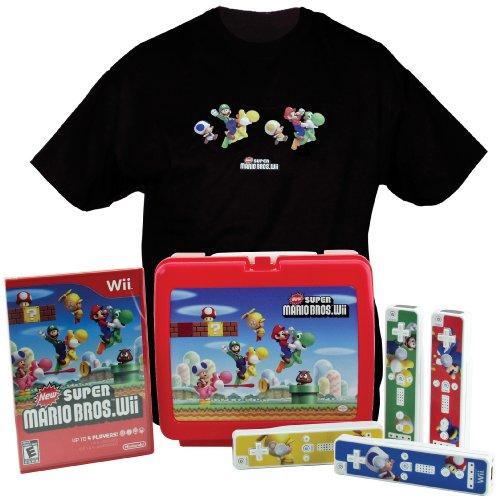 Super Mario Bros Wii Special Gift