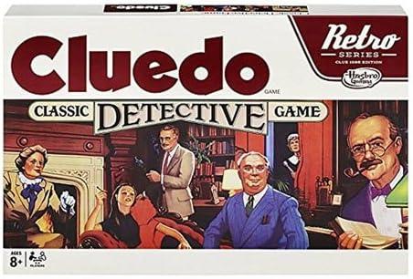 Cluedo - Retro Edición: Amazon.es: Juguetes y juegos