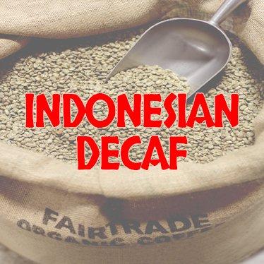 Dean's Beans Organic Coffee Company, Indonesian Green Cof...