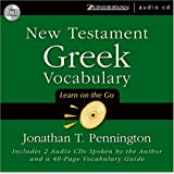 New Testament Greek Vocabulary: Learn on the Go