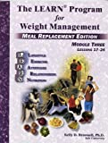 The LEARN Program for Weight Management, Kelly D. Brownell, 1878513230
