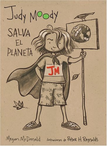 Judy Moody Salva El Planeta! by Megan McDonald (2004-09-30): Amazon.com: Books