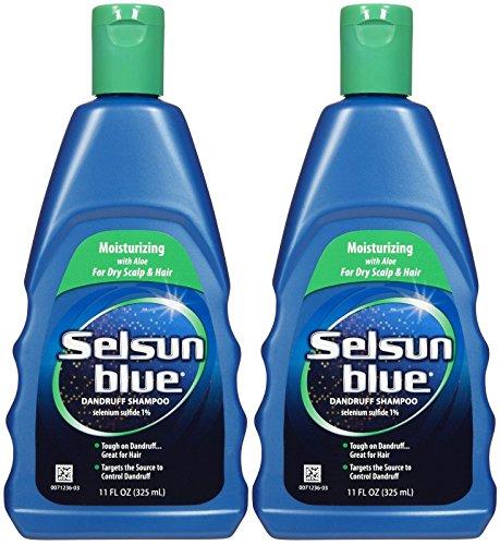 Traitement hydratant Shampooing, 11 onces, 2 pk