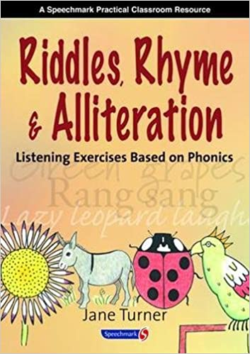 Workbook free phonics worksheets : Riddles, Rhymes and Alliteration: Listening Exercises Based on ...