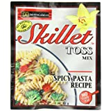 Mayacamas Spicy Pasta Recipe Skillet Toss Mix, 22g (Pack of 12)