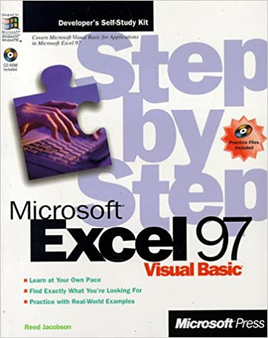 Book Microsoft Excel 97 Visual Basic Step by Step (Step by Step (Microsoft))