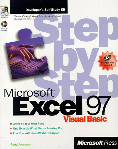 Amazon microsoft excel 97visual basic step by step book disk microsoft excel 97visual basic step by step book disk altavistaventures Gallery