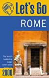 Rome, Griffin Trade Paperbacks Publishing Staff and Let's Go, Inc. Staff, 0312244800