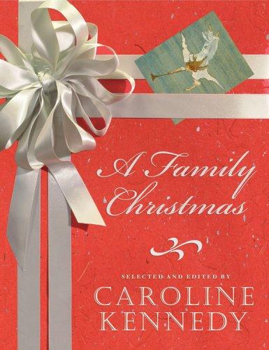 Family Christmas Caroline Kennedy