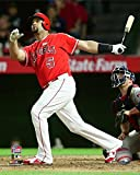 """Albert Pujols Los Angeles Angels 600th Home Run Action Photo (Size: 8"""" x 10"""")"""