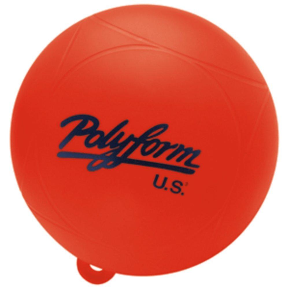 Polyform Water Ski Slalom Buoy - Red - 1 Year Direct Manufacturer Warranty by Polyform U.S.