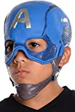 Rubie's Costume Captain America: Civil War Kid's Captain America Full Vinyl Mask