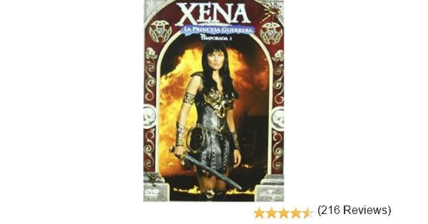 Xena: La princesa guerrera (Temporada 1) [DVD]: Amazon.es: Lucy ...
